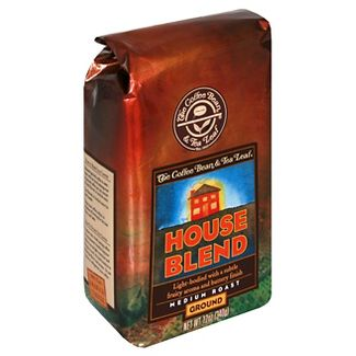 The Coffee Bean & Tea Leaf® House Blend Medium Roast Ground Coffee - 12oz