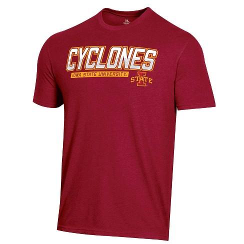 NCAA Iowa State Cyclones Men's Short Sleeve T-Shirt - image 1 of 2
