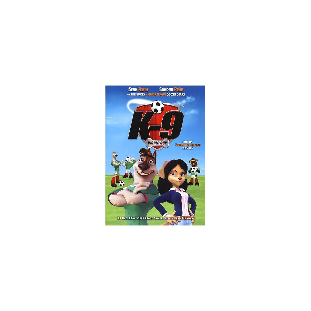 K9:World Cup (Dvd), Movies