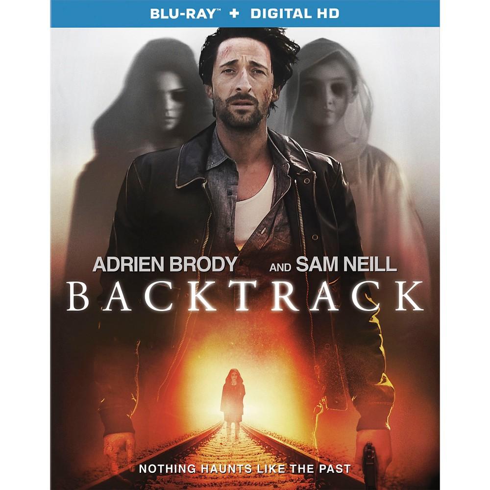 Backtrack (Blu-ray), Movies