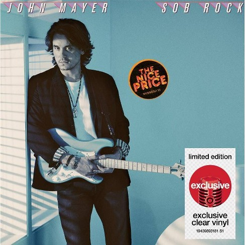 John Mayer - Sob Rock (Target Exclusive, Vinyl) - image 1 of 2