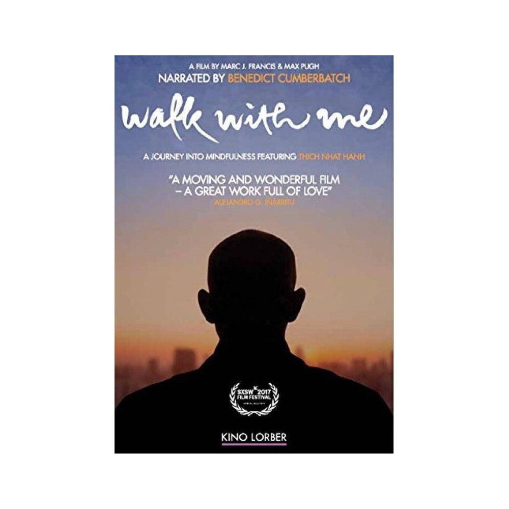 Walk With Me Dvd