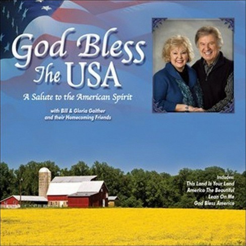 Bill gaither - God bless the usa (CD) - image 1 of 1