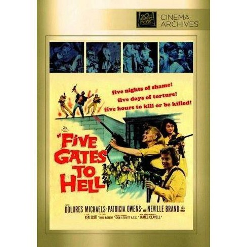 Five Gates To Hell (DVD) - image 1 of 1
