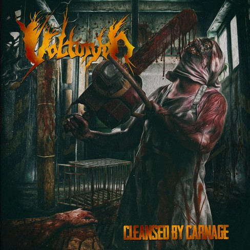 Volturyon - Cleansed by carnage (CD) - image 1 of 1