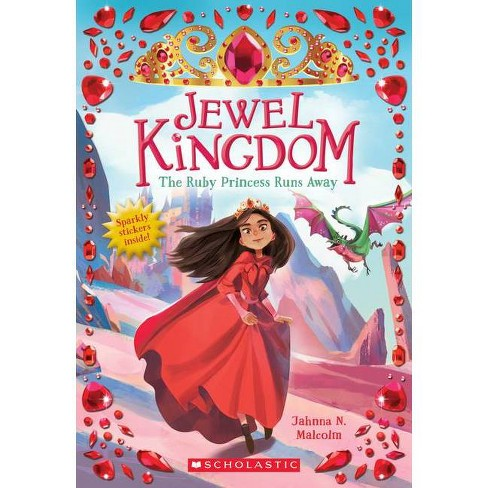 The Ruby Princess Runs Away (Jewel Kingdom #1), Volume 1 - by Jahnna N Malcolm (Paperback) - image 1 of 1