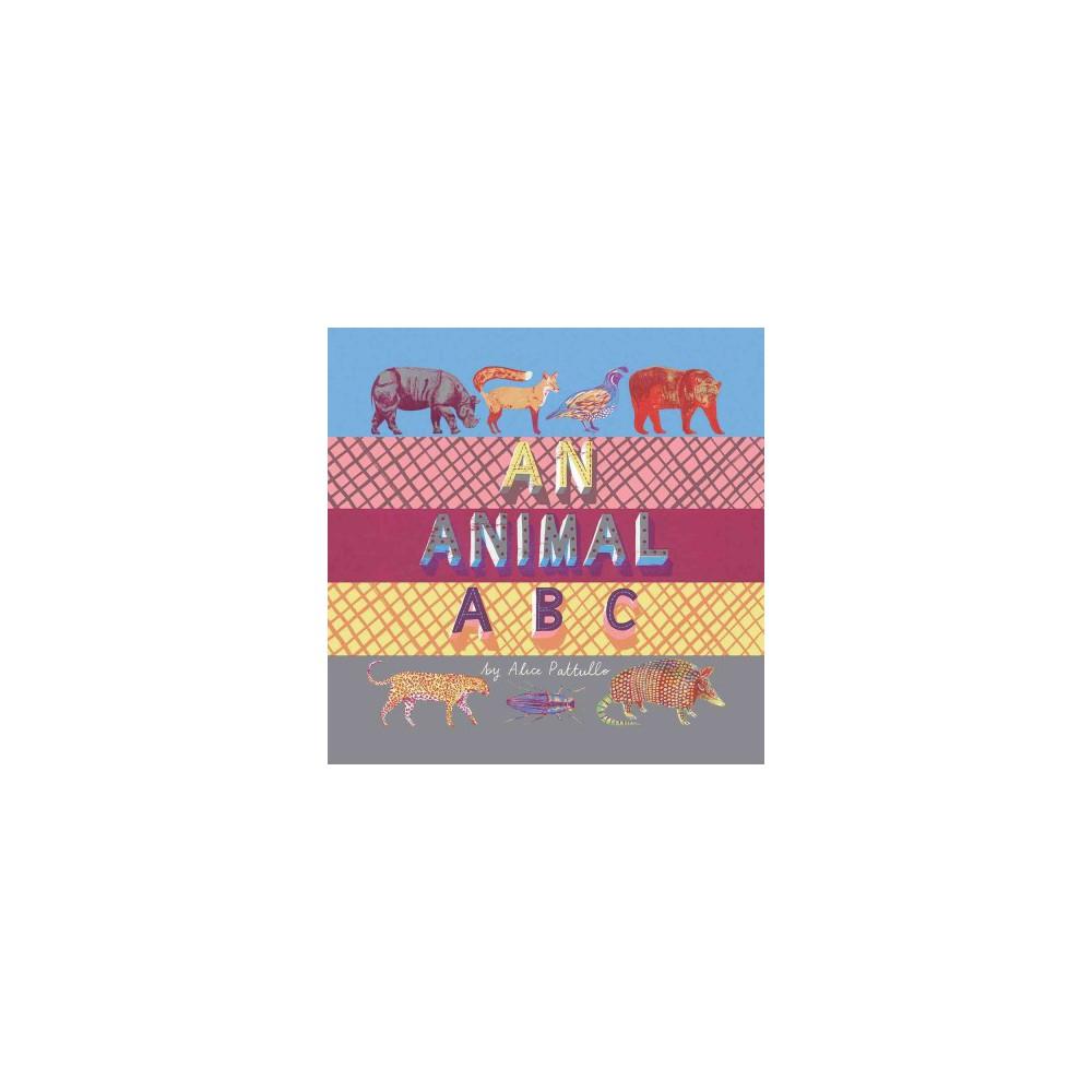 Animal Abc (Hardcover) (Alice Pattullo)