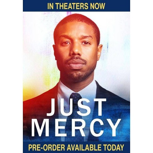 Just Mercy (DVD) - image 1 of 1