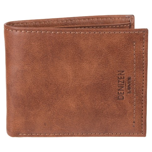 DENIZEN® from Levi's® Men's Traveler Wallet - Tan - image 1 of 4