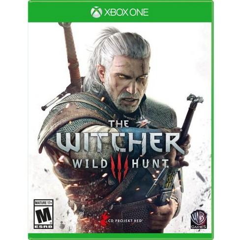 The Witcher 3 III Wild Hunt Xbox One Game - Xbox One Supported - ESRB Rated M (Mature 17+) - Action/Adventure Game - Single-Player Games - image 1 of 1