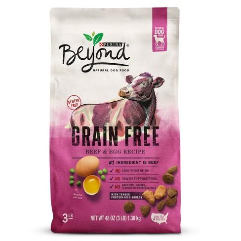 Purina® Beyond Grain Free Beef and Egg Dry Dog Food - image 1 of 6