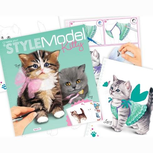 Stylemodel Kitty Fashion Design Kit Target