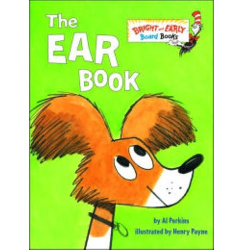 The Ear Book By Al Perkins - image 1 of 1