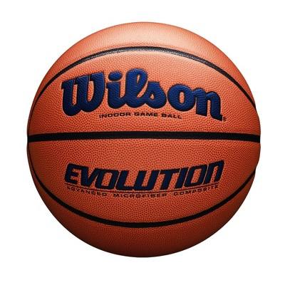 Wilson 29.5'' Evolution Game Basketball – Navy