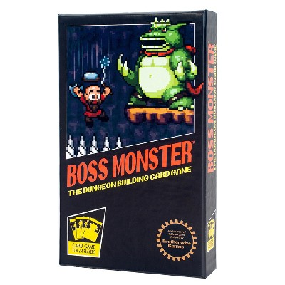 Boss Monster Master the Dungeon Game