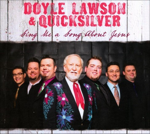 Doyle lawson - Sing me a song about jesus (CD) - image 1 of 1