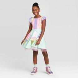Girls' JoJo's Closet Ice Cream Cone Dress