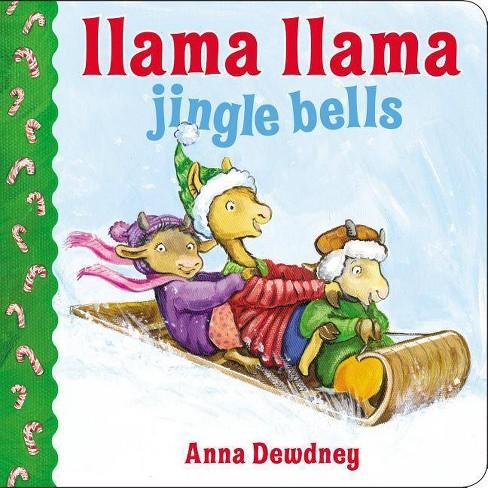 Llama Llama Jingle Bells (Board) by Anna Dewdney - image 1 of 1