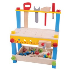 Bigjigs Toys Junior Tools Workbench