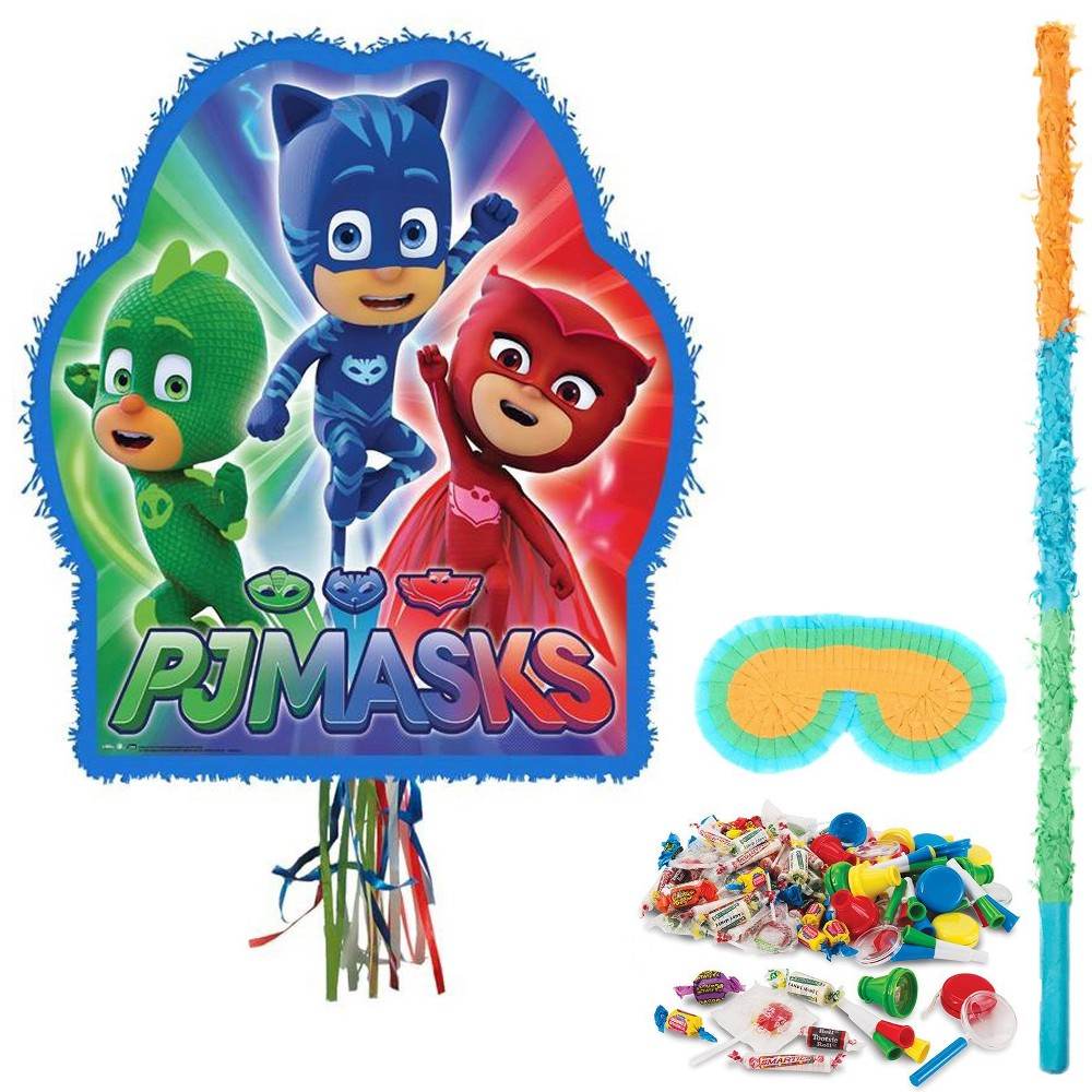 PJ Masks Pinata Kit, Multi-Colored