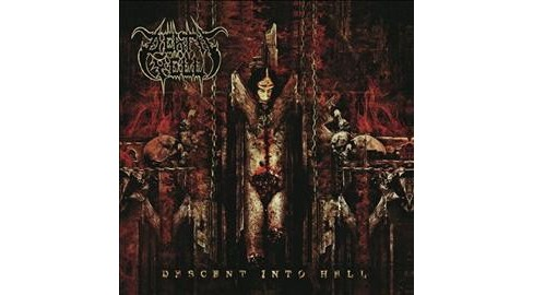 Death Yell - Descent Into Hell (CD) - image 1 of 1