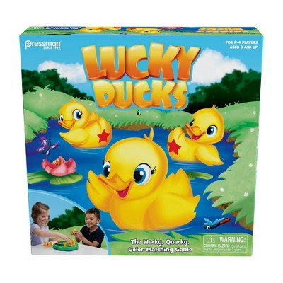 Pressman Lucky Ducks Game