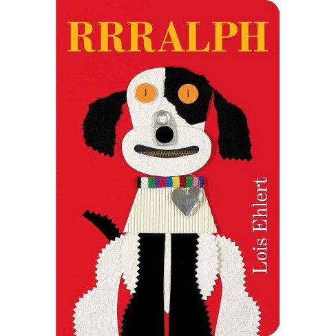 Rrralph - (Classic Board Books) by  Lois Ehlert (Board_book) - image 1 of 1