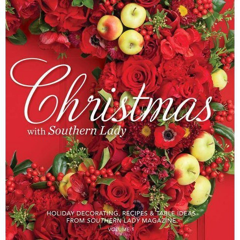 Christmas with Southern Lady - (Hardcover) - image 1 of 1
