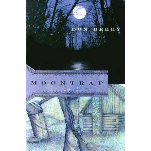 Moontrap - by  Don Berry (Paperback) - image 1 of 1
