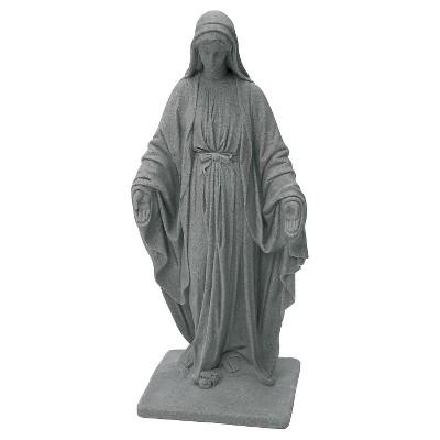 Emsco 34.38  Virgin Mary Statuary - Granite