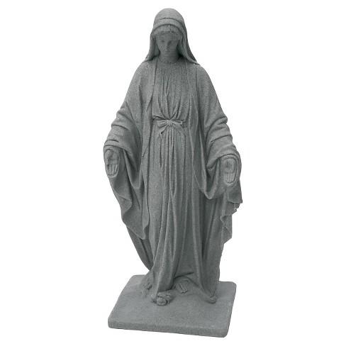 "Emsco 34.38"" Resin Virgin Mary Statuary - image 1 of 1"