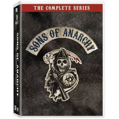Sons of Anarchy: Season 1-7 (DVD)