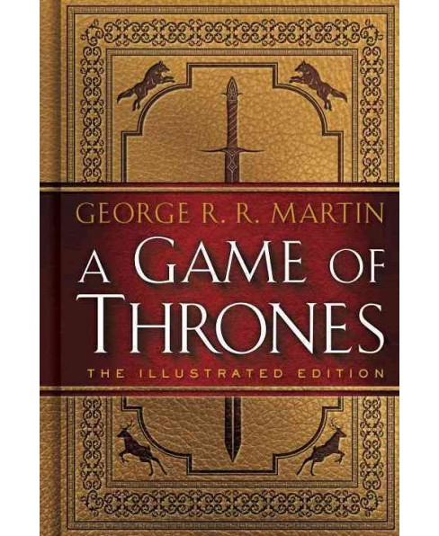 Game of Thrones -  (Song of Ice and Fire) by George R. R. Martin (Hardcover) - image 1 of 1