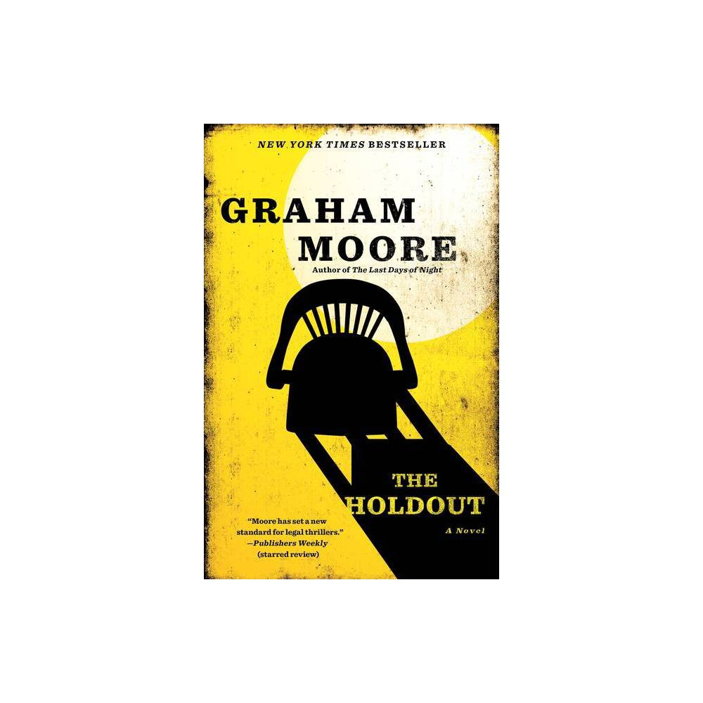 The Holdout By Graham Moore Paperback