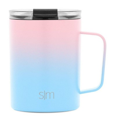 Simple Modern 12oz Stainless Steel Sweet Taffy Ombre Scout Coffee Mug