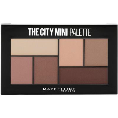 Maybelline City Mini Eyeshadow Palettes - 0.14oz