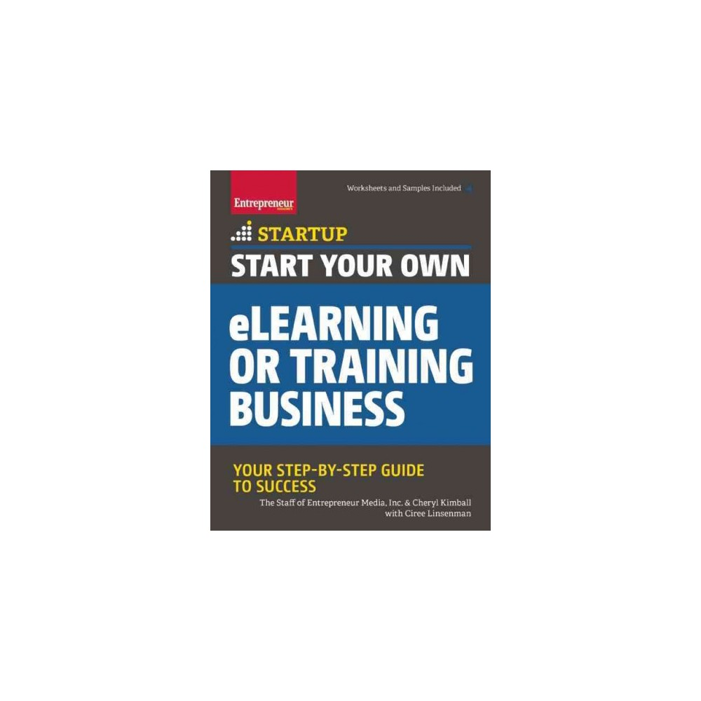 Start Your Own Elearning or Training Bus ( Startup: Start Your Own) (Paperback)