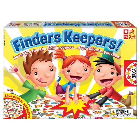 Finders Keepers! Game - image 1 of 1