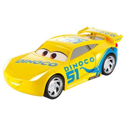 Disney Pixar Cars 3 -  Talking Dinoco Cruz Ramirez Vehicle - image 1 of 4