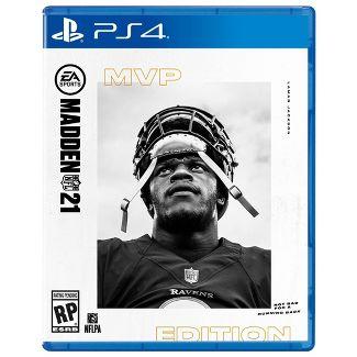 Madden NFL 21: MVP Edition - PlayStation 4/5
