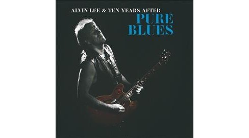 Alvin Lee - Pure Blues (CD) - image 1 of 1