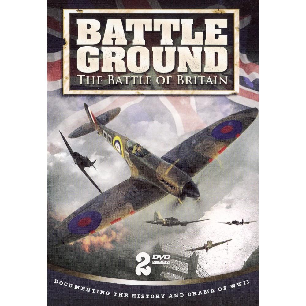 Battleground The Battle Of Britian Dvd 2008
