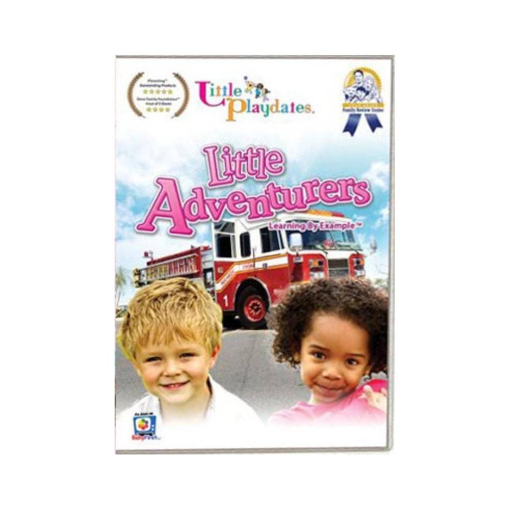 Little Playdates: Little Adventures (DVD) was $9.99 now $5.39 (46.0% off)