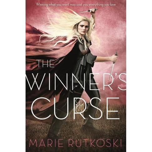 The Winner's Curse - (Winner's Trilogy) by  Marie Rutkoski (Paperback) - image 1 of 1