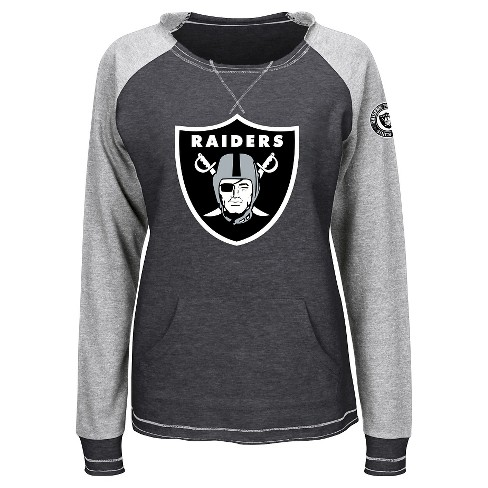 Oakland Raiders Women's Activewear Sweatshirt XL - image 1 of 1