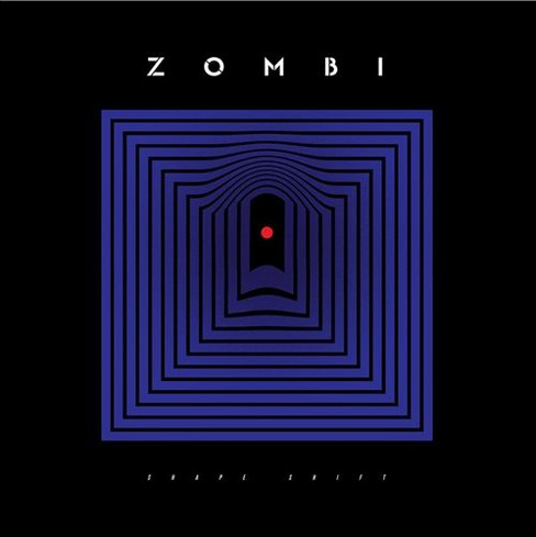 Zombi - Shape shift (CD) - image 1 of 1
