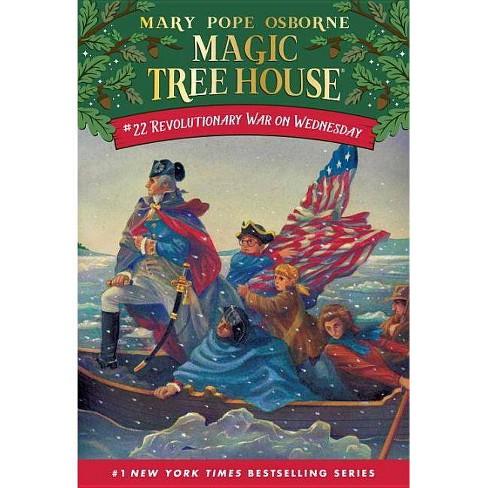 Revolutionary War on Wednesday (Paperback) (Mary Pope Osborne) - image 1 of 1