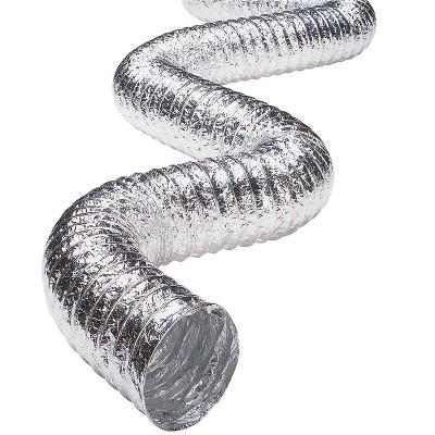 Deflect-O Deflecto Aluminum Flex Duct 50' DEFFM0450