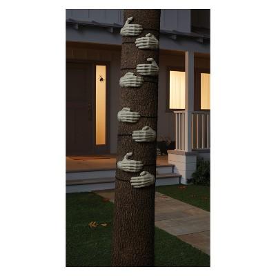 Halloween Skeleton Tree Trunk Hands 8pk - Hyde and Eek! Boutique™