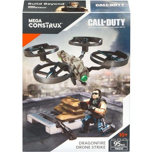 Call of Duty Mega Construx Dragonfire Drone Strike Set - image 1 of 4